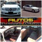 Foto Mercedes Benz C200 Cgi Sport Blanco
