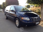 Foto Chrysler Town Country, limited, nacional, dvd 05