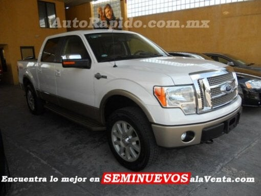Foto Ford lobo king ranch