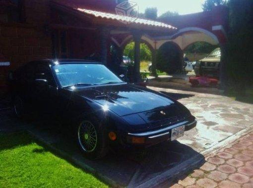 Foto Porsche Modelo 924 año 1980 en Gustavo a madero...