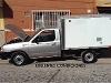 Foto Camioneta nissan caja seca lista para trabajar