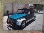 Foto Volkswagen safari Convertible 1966
