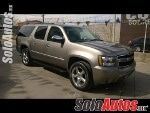 Foto Chevrolet suburban 5p 5.3l d 4x4 piel dvd...