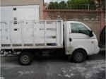 Foto Camionetita h100 de diesel y redilas modelo 2