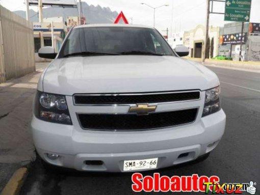 Foto Chevrolet suburban 5p 5.3l a tela 2008