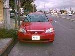 Foto Honda Civic Sedán 2003