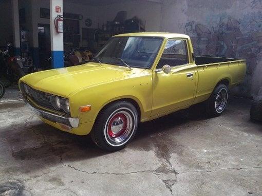 Foto Datsun Pickup 1973, Automatica