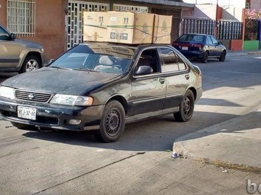 Foto 1996 Nissan Sentra GSR, Aguascalientes,