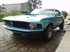 Foto Ford Mustang 1970