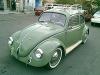 Foto Volkswagen Sedan 1966 Clasico Factura Original...