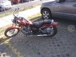 Foto Honda rebel 85