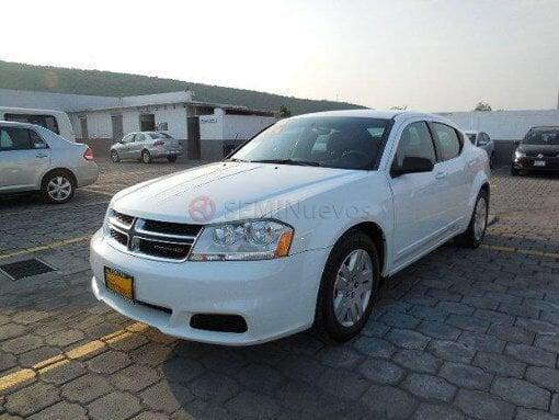 Foto Dodge Avenger 2012 69840