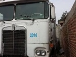 Foto Kenworth tractocamion chato