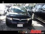 Foto HONDA Civic 4p LX AT 4DRS 2007