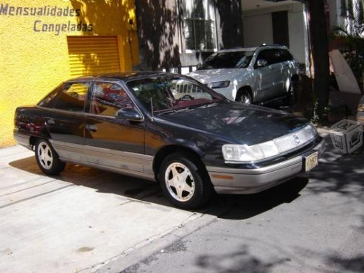 Foto Ford Modelo Taurus año 1998 en Benito jurez...