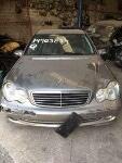Foto MER1003- - Mercedes Benz Clase C 4p C 230 K...