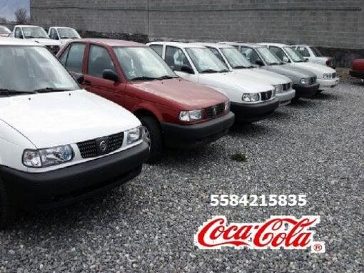 Foto Coca cola vende nissan tsuru