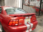 Foto Mustang 2002