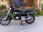 Foto Honda Nighthawk 1986