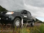 Foto Preciosa Camioneta Toyota Negra 4 Puertas 2007