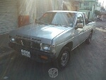 Foto Nissan estaquitas pickup en México