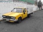 Foto Datsun pick up amarilla