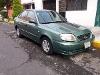Foto BONITO verna automatico Carro ECONOMICO Verde