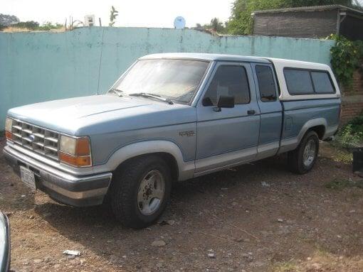 Foto Ford Ranger XLT 1989