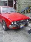 Foto Datsun 4 puertas rojo