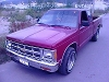 Foto Chevrolet S-10 pick up std. 1991
