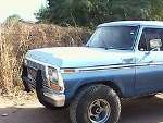 Foto Ford Bronco Descapotable 1979