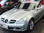 Foto Mercedes-Benz Clase SLK Descapotable 2007
