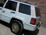 Foto Jeep Grand Cherokee en piel