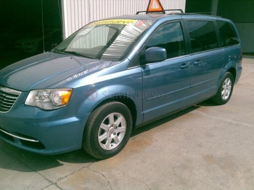 Foto Chrysler Town & Country 2012 58000