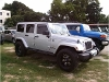 Foto Jeep wrangler sahara 2012