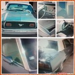 Foto Ford Mustang Coupe 1976