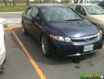 Foto Honda Civic color Azul Rey, Piel, -07