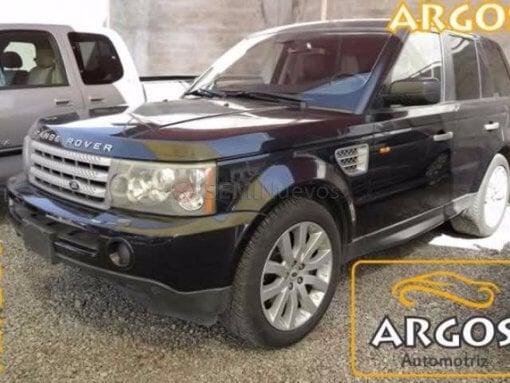 Foto Land Rover Range Rover Sport 2008 168000