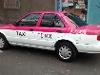 Foto Vendo Taxi Tsuru con placas 2014