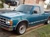 Foto Chevrolet Pickup S-10 1993