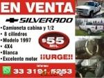 Foto Chevrolet Silverado 97 en venta, Guadalajara