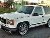 Foto Chevrolet Silverado SUV 1996