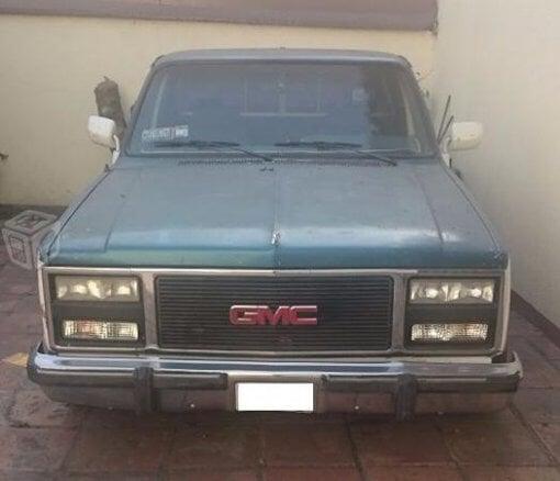 Foto Chevrolet Modelo Cheyenne año 1991 en...