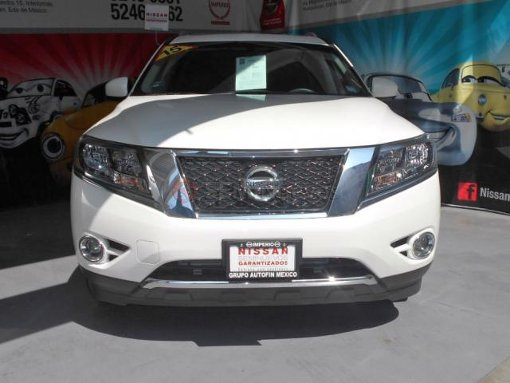 Foto Nissan Pathfinder 2015 1773