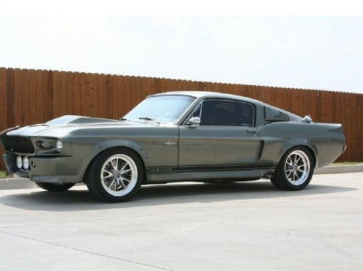 Foto 1967 Ford Mustang GT500 Shelby Eleanor