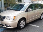 Foto Chrysler Town & Country Limited 2012 en...