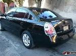 Foto Nissan Altima 2006 4p S Aut A Ee Cd Tela