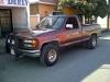 Foto Chevrolet GMC Sierra
