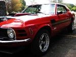 Foto Excelente Oportunidad Mustang Clásico 1970 Muy...