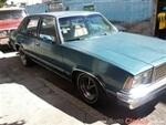 Foto Chevrolet MALIBU Sedan 1979